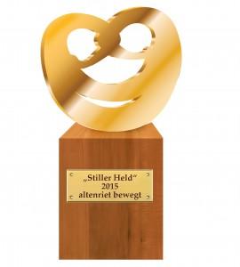 """Brezel_Oscar """"Stiller Held"""""""